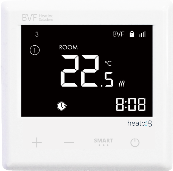 BVF Heato8 WiFi